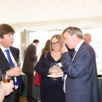 Lord Porter LGA Chairman at APPG for District Councils Summer Reception June 2016