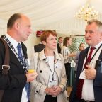 APPG for District Councils, LGA chief executive Mark Lloyd, Centre for Public Scrutiny chief executive Jacqui McKinlay