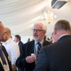 APPG for District Councils summer reception House of Commons Terrace Cllr Stephen Parker leader Hart District Council