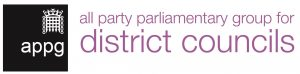 APPG For District Councils' Logo