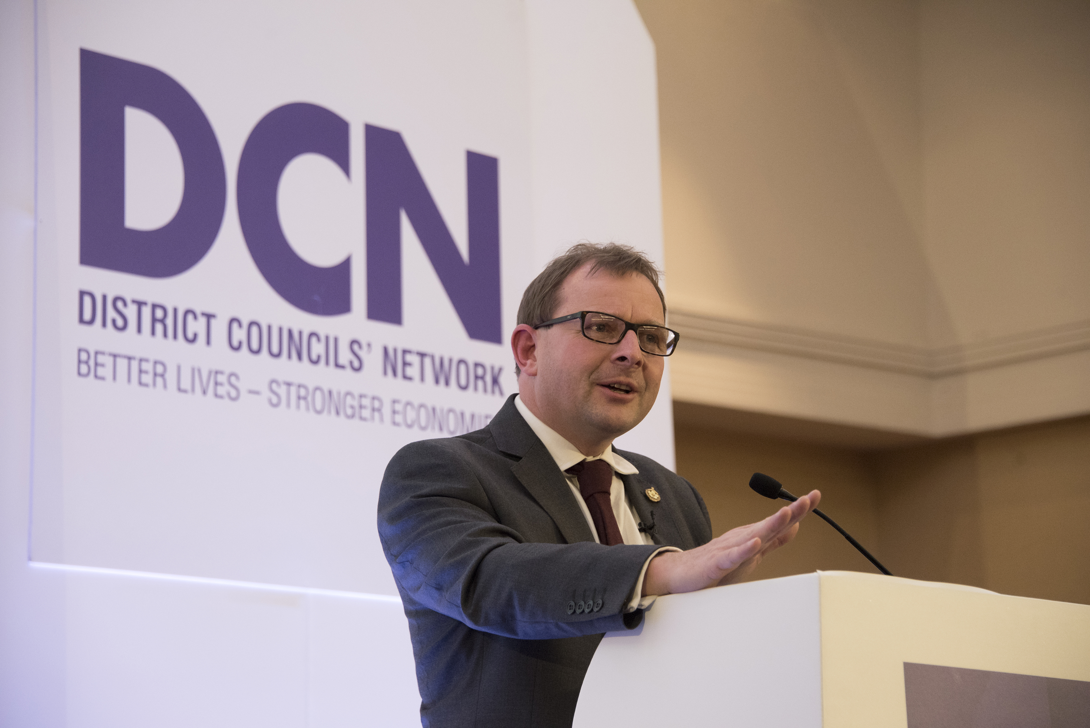 Cllr John Fuller, DCN Chairman – DCN Conference 2018 Opening Address